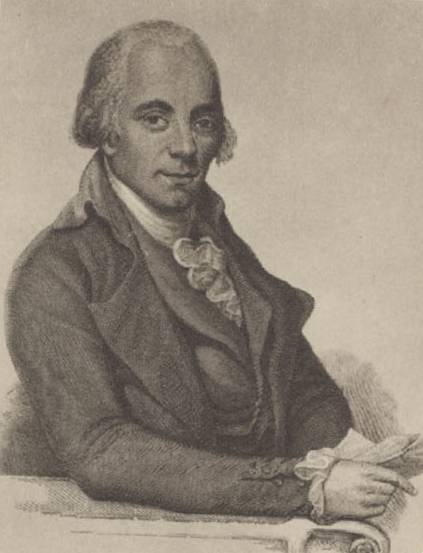 Portrait of Muzio Clementi